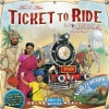 Ticket to Ride Map Collection: Volume 2 - India & Switzerland ?>