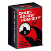 Crabs Adjust Humidity: Volume Three (unofficial expansion for Cards Against Humanity) ?>