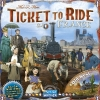 Ticket to Ride Map Collection: Volume 6 – France & Old West ?>
