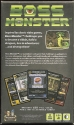 Boss Monster: Master of the Dungeon (revised edition): Back of the box.