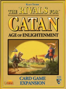 The Rivals for Catan: Age of Enlightenment