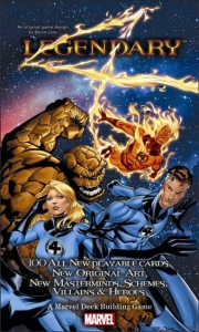Legendary: A Marvel Deck Building Game - The Fantastic Four Expansion