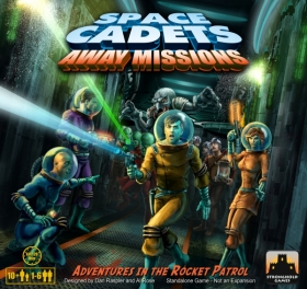 Space Cadets: Away Missions (Dented Box)