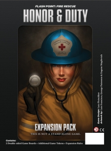 Flash Point: Fire Rescue - Honor & Duty