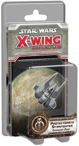 Star Wars: X-Wing Miniatures Game – Protectorate Starfighter Expansion Pack