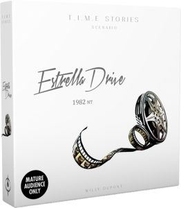 T.I.M.E (TIME) Stories: Estrella Drive