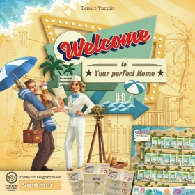 Welcome To...: Summer Thematic Neighborhood